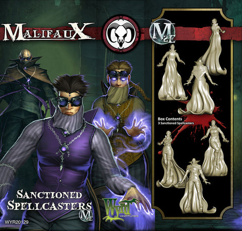 Sanctioned Spellcasters (3 pack)