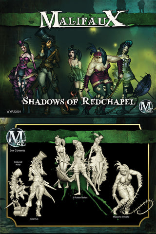 Shadows of Redchapel - Seamus Box Set