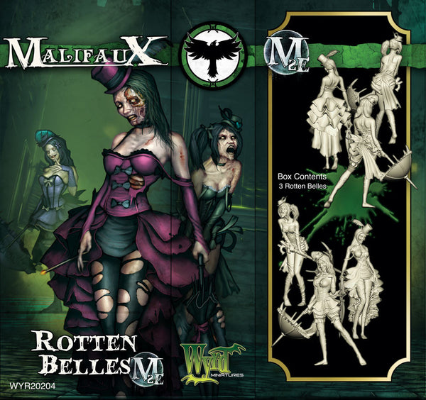 Rotten Belles (3 pack) - Wyrd Miniatures - Online Store