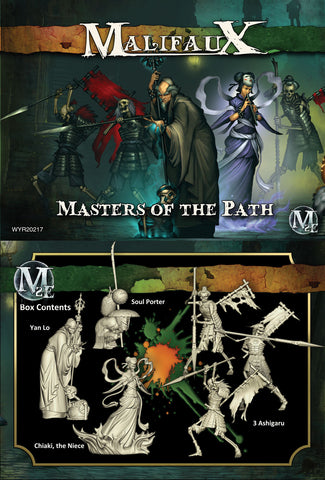 Masters of the Path - Yan Lo Box Set - Wyrd Miniatures - Online Store