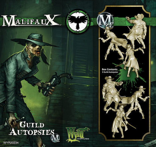 Guild Autopsies (3 pack) - Wyrd Miniatures - Online Store