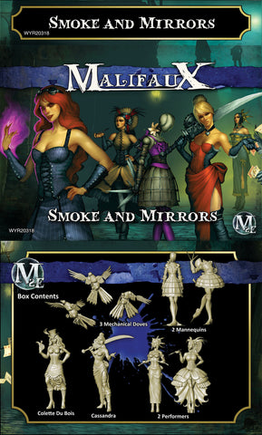 Smoke & Mirrors - Colette Box Set - Wyrd Miniatures - Online Store