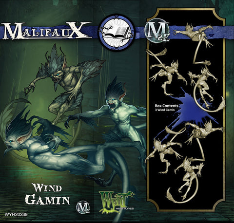Wind Gamin (3 pack) - Wyrd Miniatures - Online Store