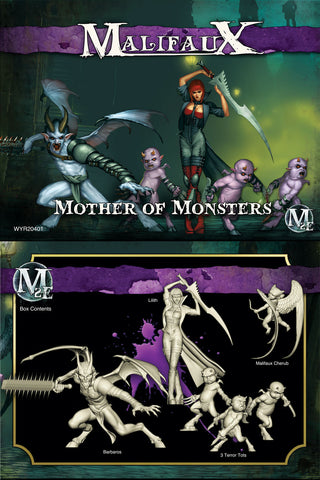 Mother of Monsters - Lilith Box Set - Wyrd Miniatures - Online Store