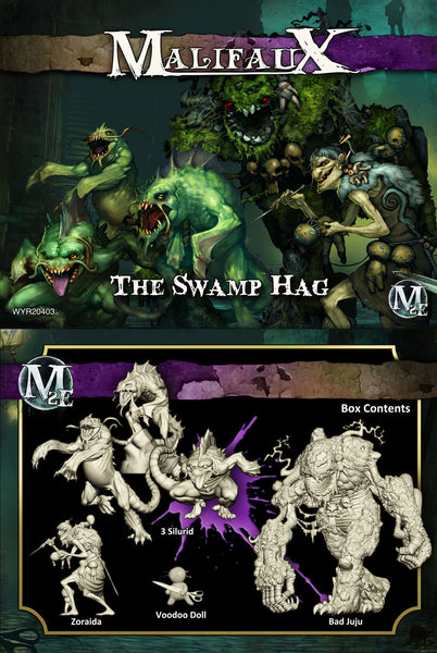 The Swamp Hag - Zoraida Box Set