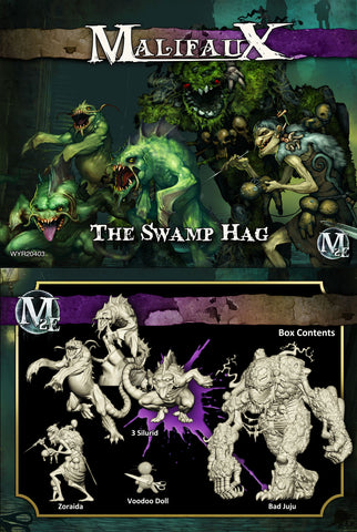 The Swamp Hag - Zoraida Box Set - Wyrd Miniatures - Online Store