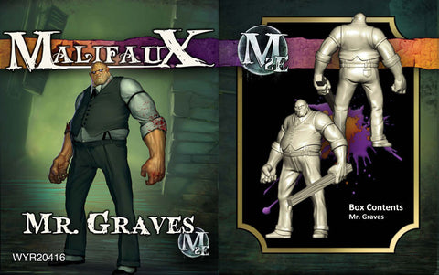 Mr. Graves - Wyrd Miniatures - Online Store