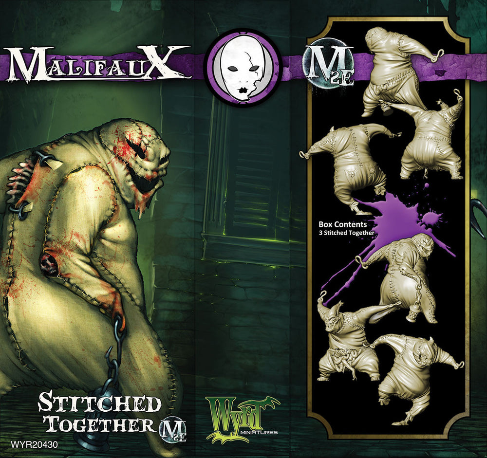 Stitched Together - Wyrd Miniatures - Online Store