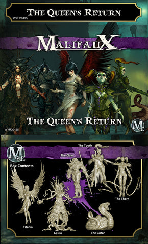 The Queen's Return - Titania Box Set