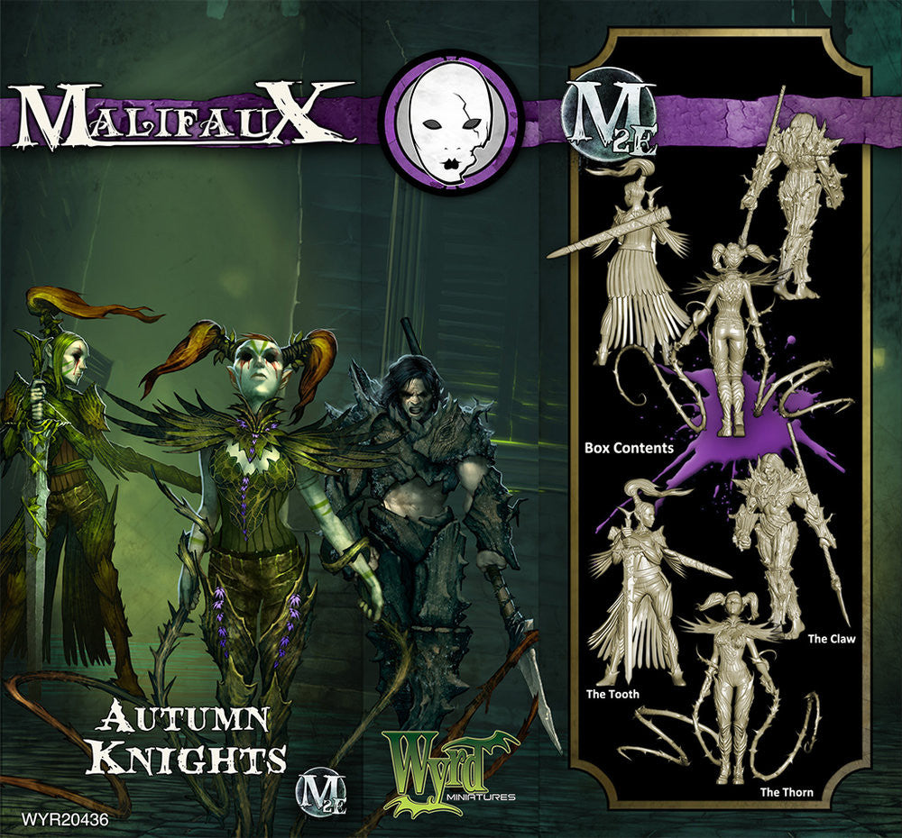 Autumn Knights - Wyrd Miniatures - Online Store