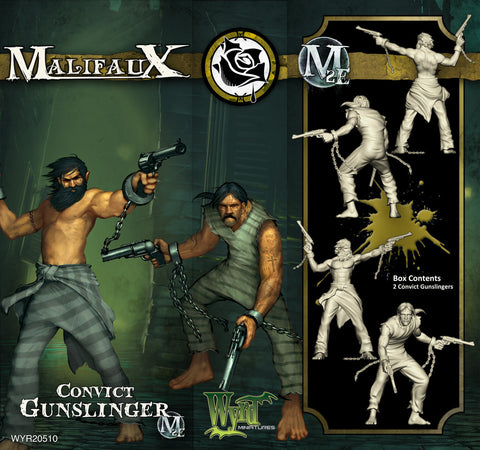 Convict Gunslinger (2 pack)