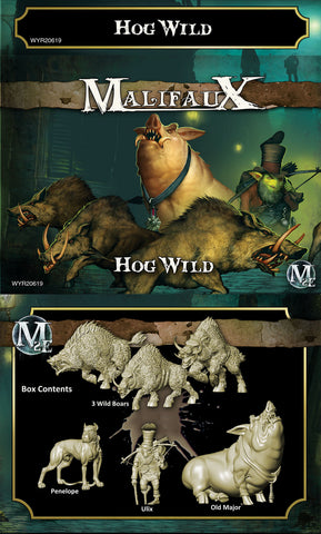 Hog Wild - Ulix Box Set