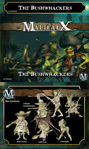 The Bushwhackers - Mah Tucket Box Set