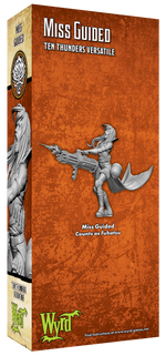 Limited Edition - Miss Guided - Alternative Fuhatsu - Wyrd Miniatures - Online Store