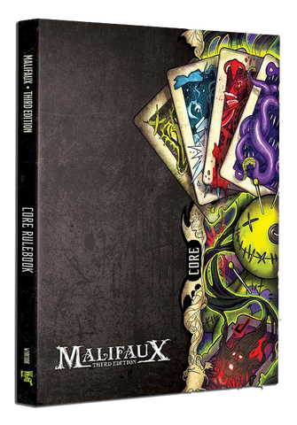 Malifaux Core Rulebook