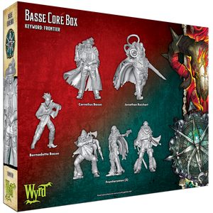 Load image into Gallery viewer, Basse Core Box - Wyrd Miniatures - Online Store