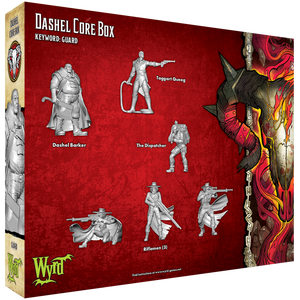 Load image into Gallery viewer, Dashel Core Box - Wyrd Miniatures - Online Store