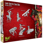 Lady Justice Core Box - Wyrd Miniatures - Online Store
