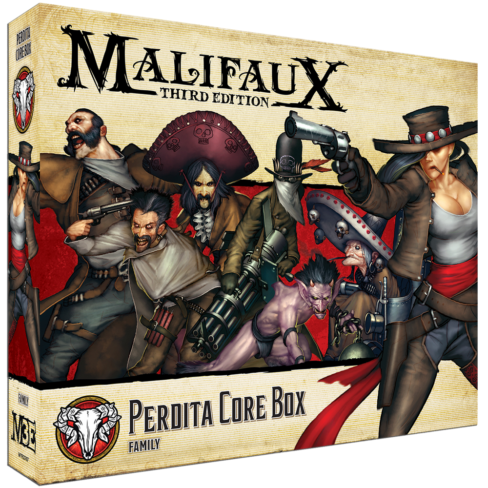 Load image into Gallery viewer, Perdita Core Box - Wyrd Miniatures - Online Store