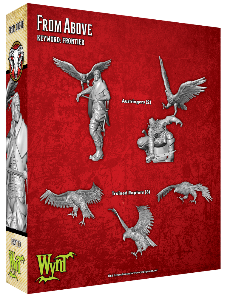 From Above - Wyrd Miniatures - Online Store