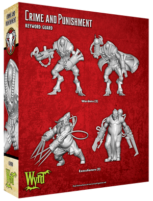 Load image into Gallery viewer, Crime and Punishment - Wyrd Miniatures - Online Store