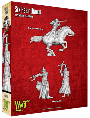 Load image into Gallery viewer, Six Feet Under - Wyrd Miniatures - Online Store