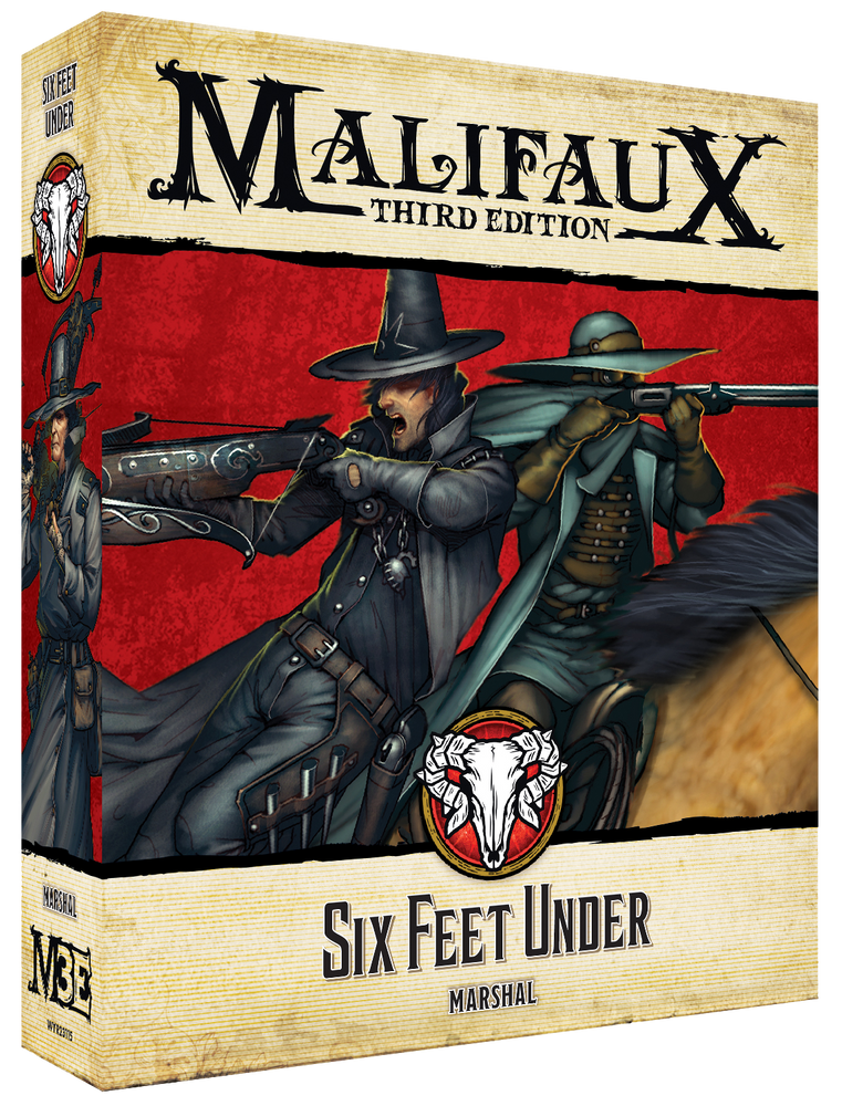 Six Feet Under - Wyrd Miniatures - Online Store