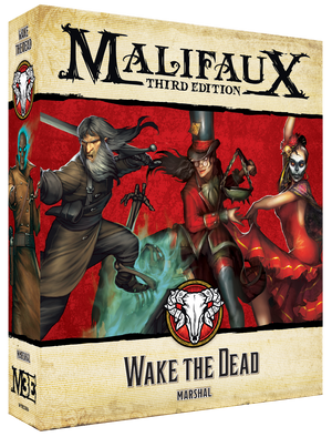 Load image into Gallery viewer, Wake the Dead - Wyrd Miniatures - Online Store