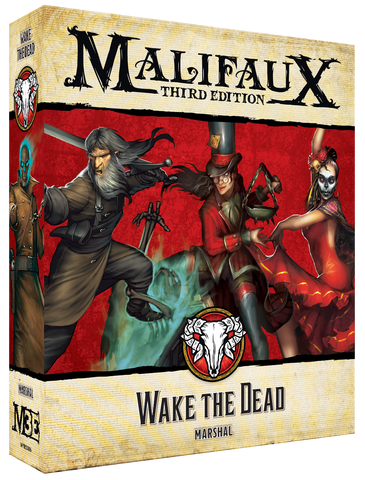 Wake the Dead - Wyrd Miniatures - Online Store