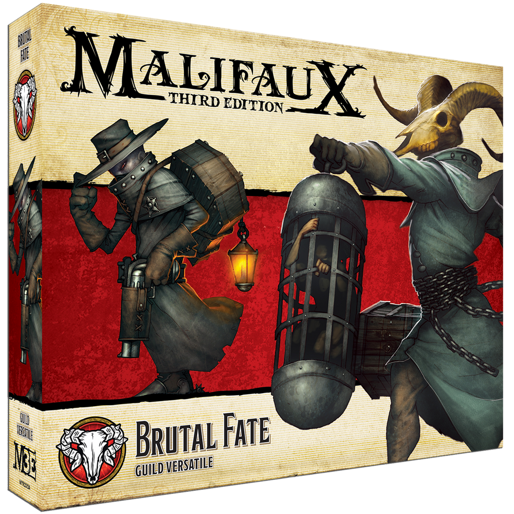 Brutal Fate - Wyrd Miniatures - Online Store