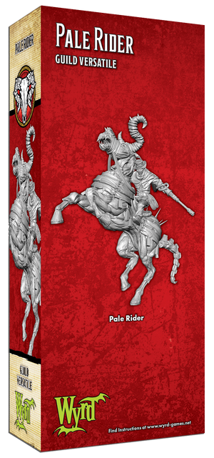 Load image into Gallery viewer, Pale Rider - Wyrd Miniatures - Online Store
