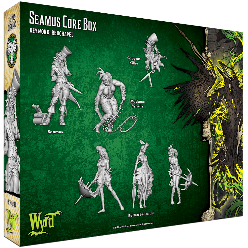 Load image into Gallery viewer, Seamus Core Box - Wyrd Miniatures - Online Store