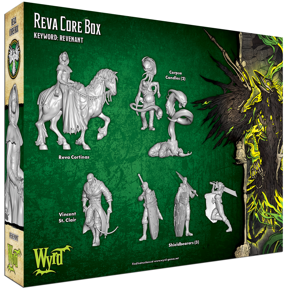 Load image into Gallery viewer, Reva Core Box - Wyrd Miniatures - Online Store