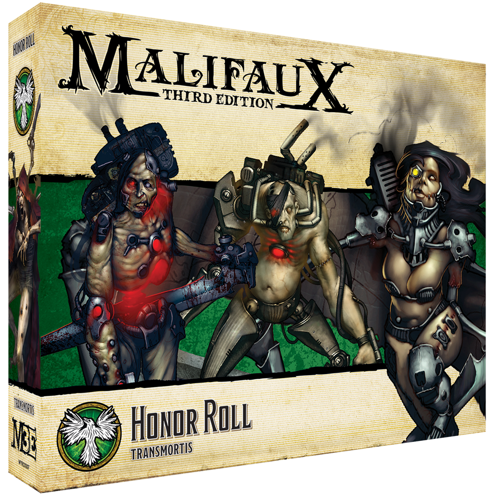 Honor Roll - Wyrd Miniatures - Online Store