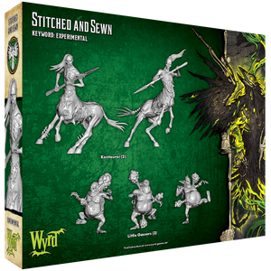 Load image into Gallery viewer, Stitched and Sewn - Wyrd Miniatures - Online Store