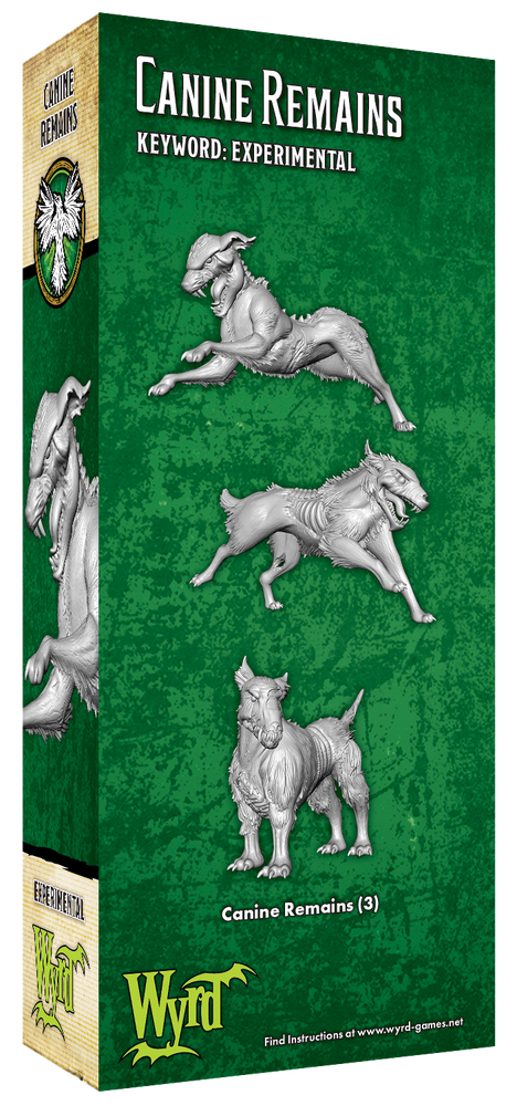 Load image into Gallery viewer, Canine Remains - Wyrd Miniatures - Online Store