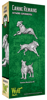 Canine Remains - Wyrd Miniatures - Online Store