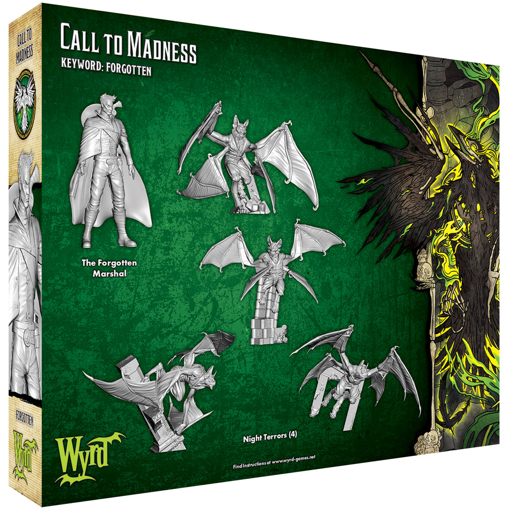 Load image into Gallery viewer, Call to Madness - Wyrd Miniatures - Online Store