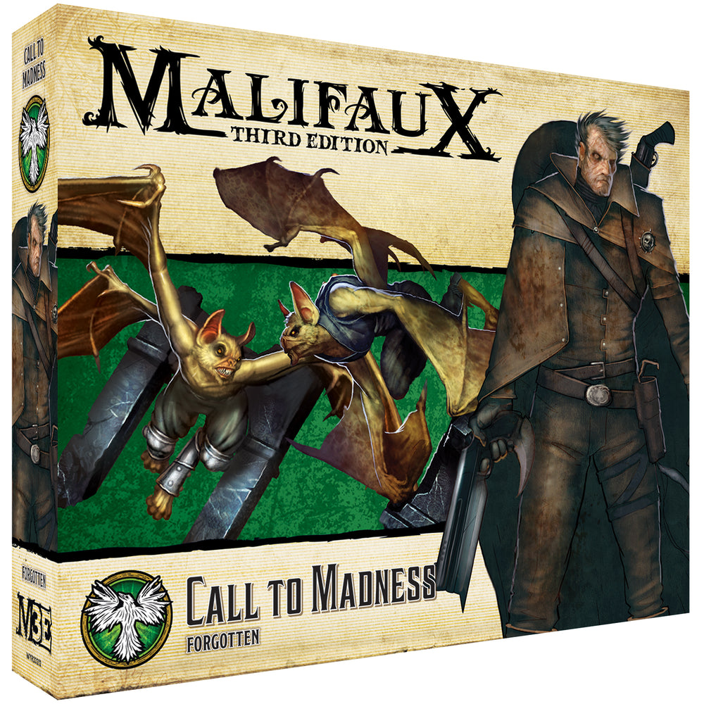 Call to Madness - Wyrd Miniatures - Online Store