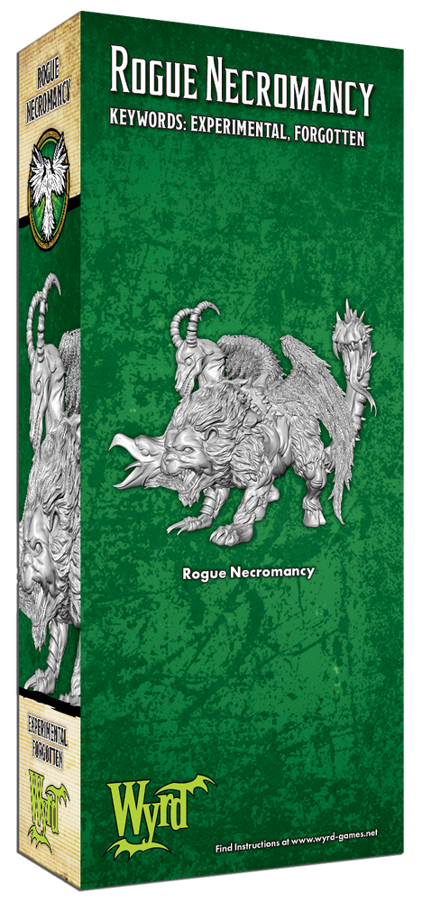 Load image into Gallery viewer, Rogue Necromancy - Wyrd Miniatures - Online Store