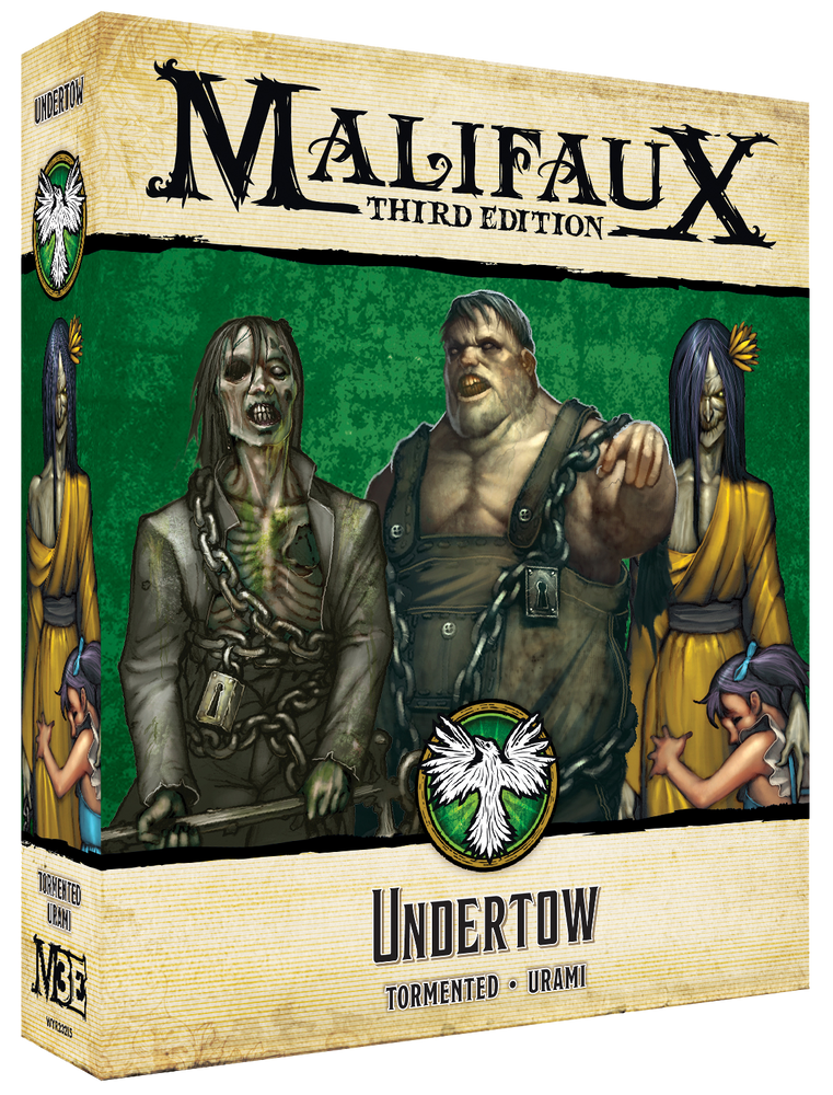 Load image into Gallery viewer, Undertow - Wyrd Miniatures - Online Store