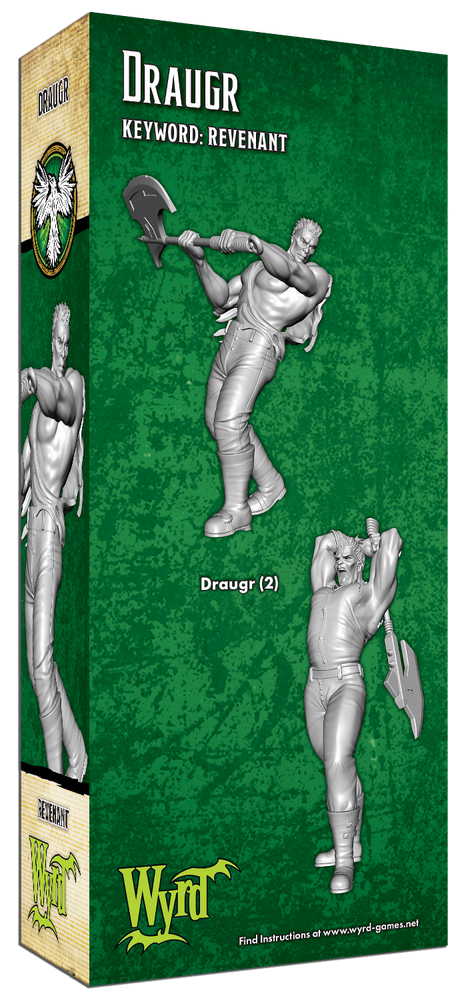 Load image into Gallery viewer, Draugr - Wyrd Miniatures - Online Store