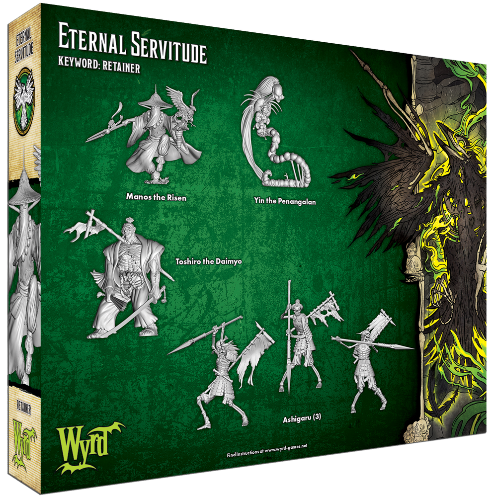 Load image into Gallery viewer, Eternal Servitude - Wyrd Miniatures - Online Store
