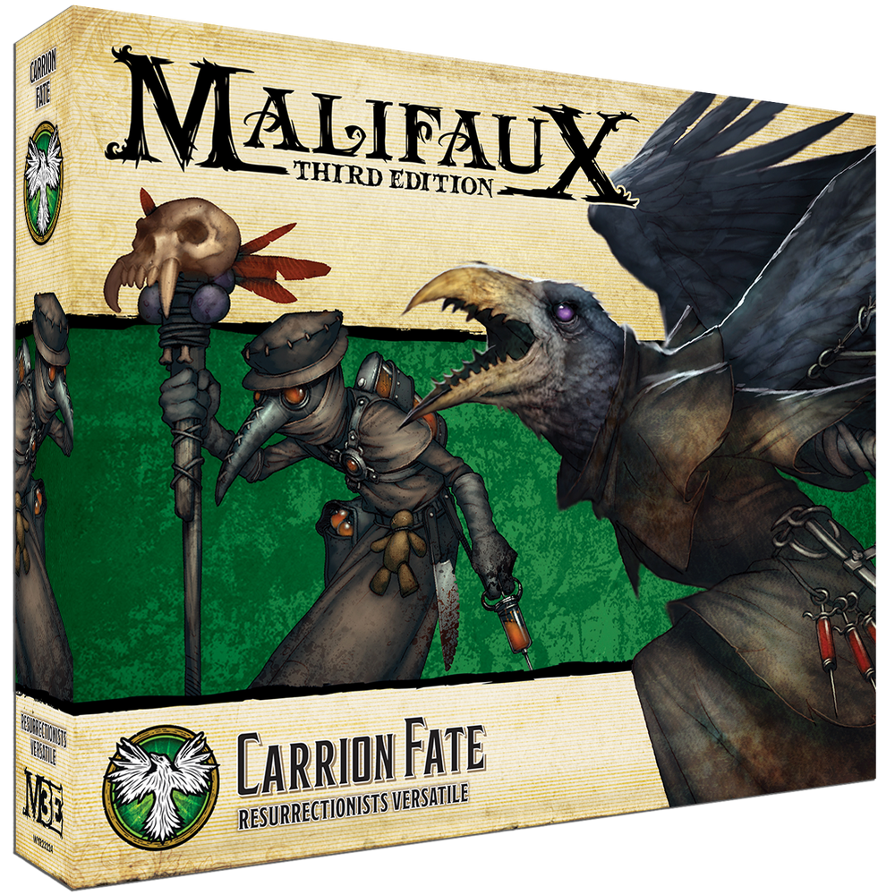 Carrion Fate - Wyrd Miniatures - Online Store
