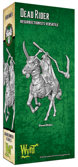 Load image into Gallery viewer, Dead Rider - Wyrd Miniatures - Online Store
