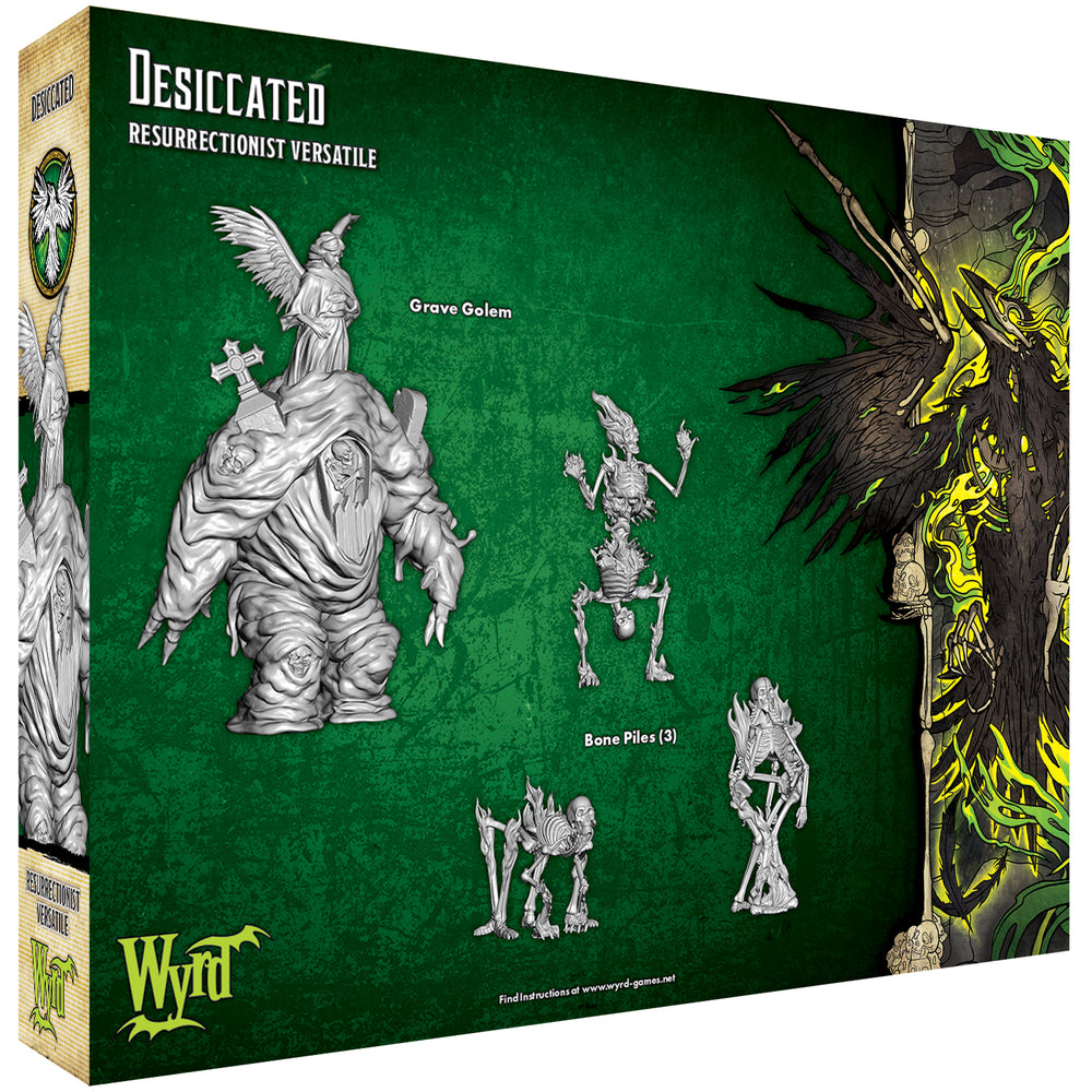 Load image into Gallery viewer, Desiccated - Wyrd Miniatures - Online Store