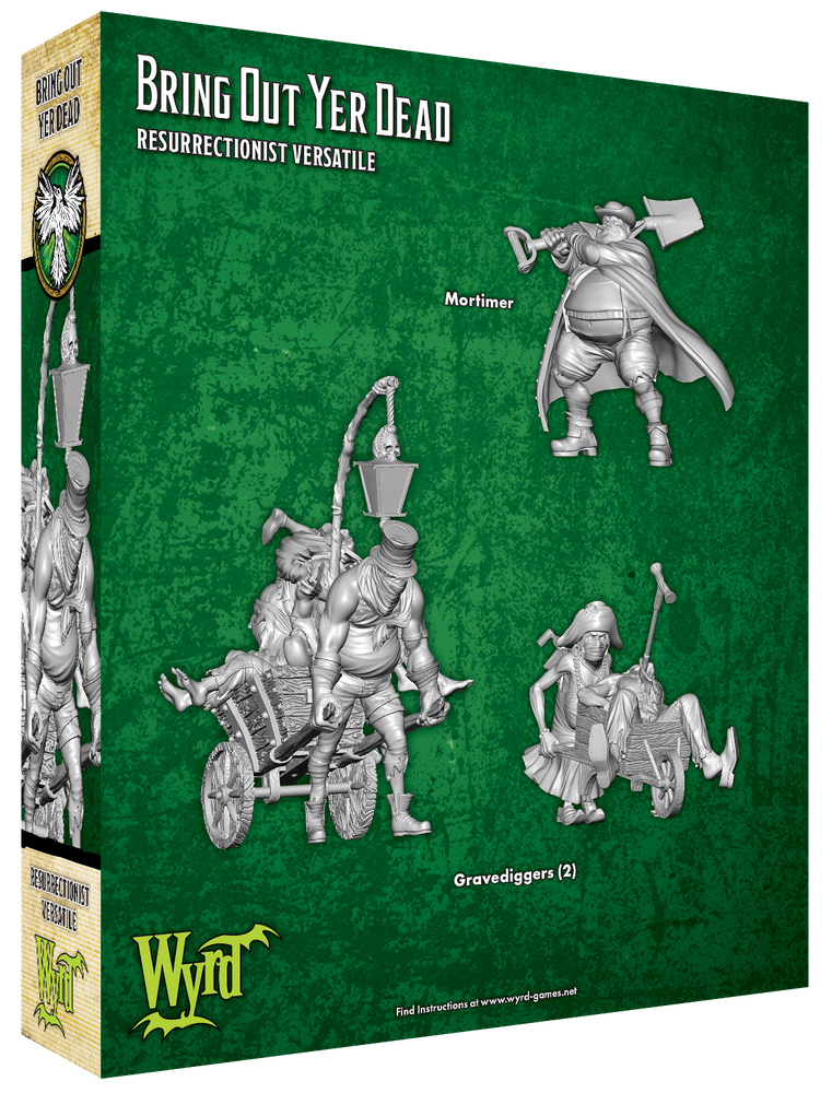 Load image into Gallery viewer, Bring Out Yer Dead - Wyrd Miniatures - Online Store