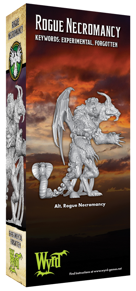 Load image into Gallery viewer, Alt Rogue Necromancy - Wyrd Miniatures - Online Store