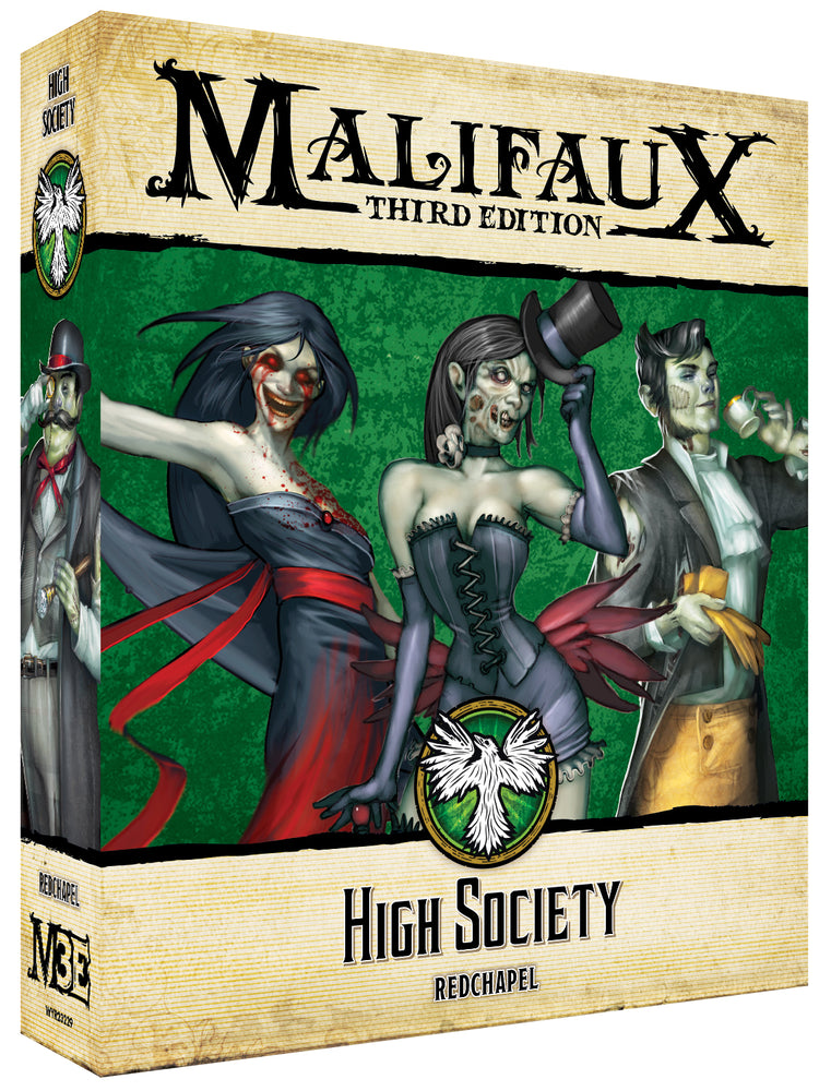 High Society - Wyrd Miniatures - Online Store