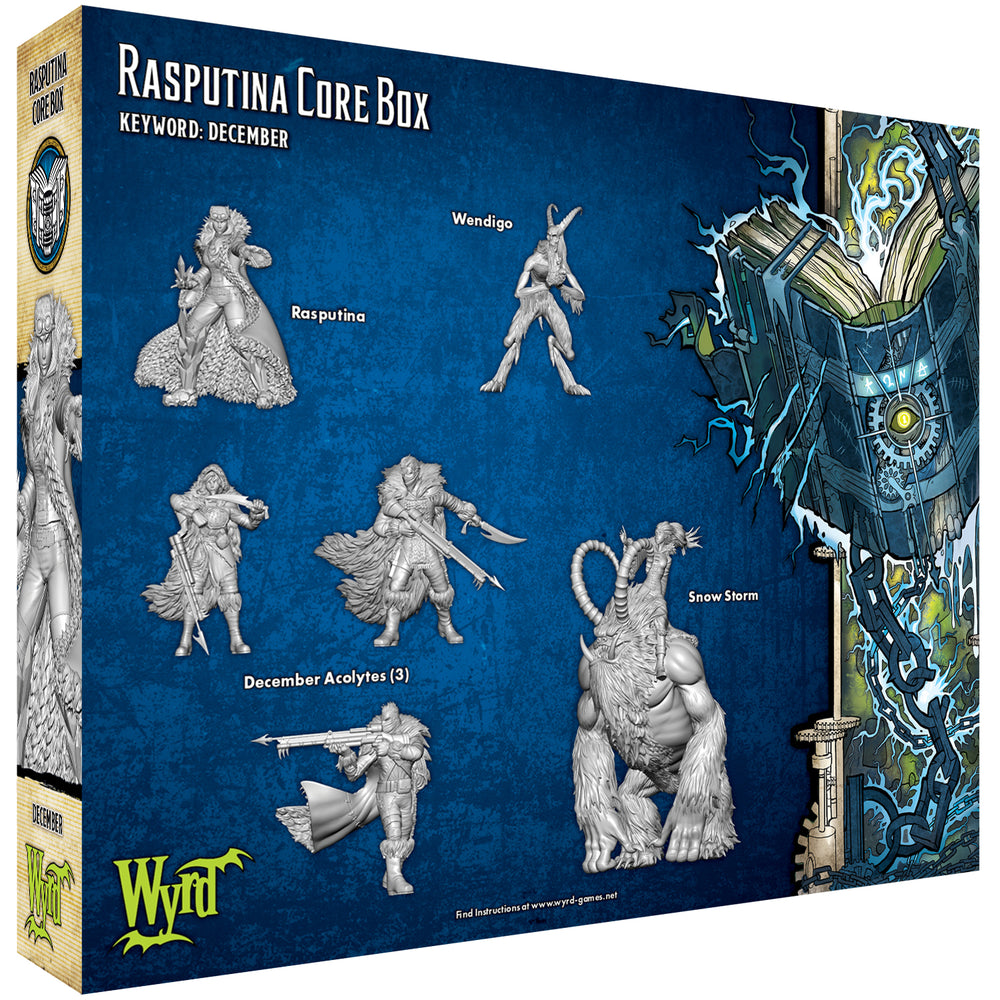 Load image into Gallery viewer, Rasputina Core Box - Wyrd Miniatures - Online Store